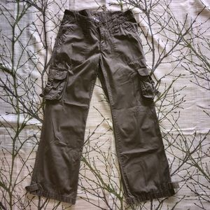 The North Face Womens Cargo Pants Tan Hiking